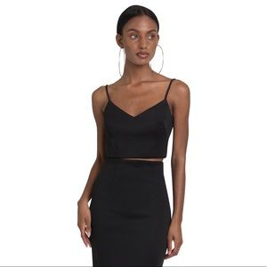 Black Halo Eve Honore 2-Piece Gown NWT - SIZE 2